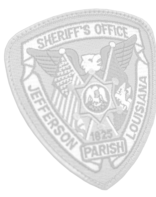 Jefferson Parish Sheriffs Office Patch